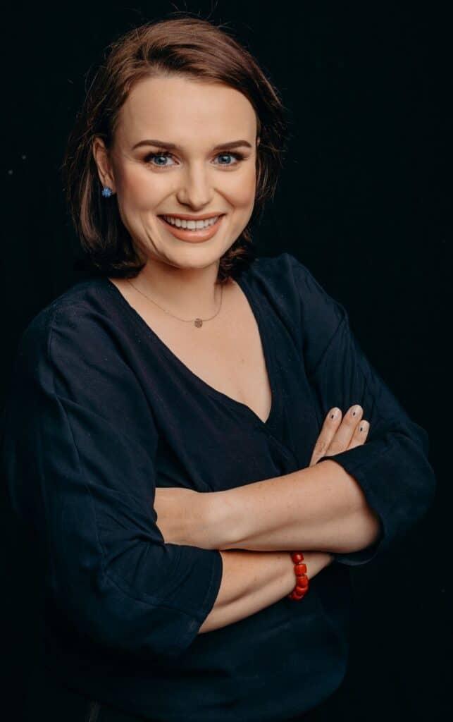 Katarzyna Domańska CSR Manager Sii Polska